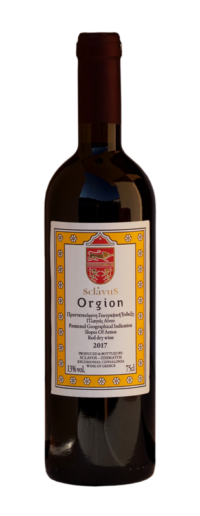 2017 Sclavos Wines Orgion