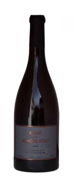 2018 Thimiopoulos Vineyards Rose de Xinomavro,