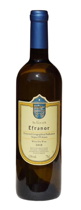 2018 Sclavos Wines Efranor
