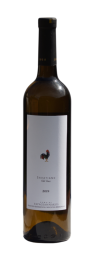 2019 Papagiannakos Savatiano Old Vines