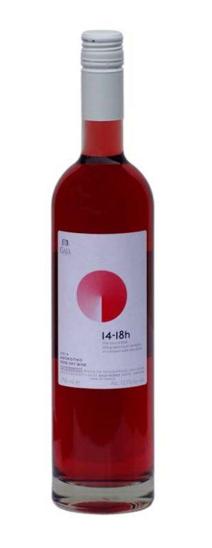 2016 Gaia 14-18h Agiorgitiko Rosé