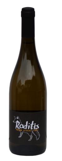 2017 Ligas Organic Wines Roditis MVL