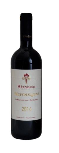 2016 Hatzidakis Mavrotragano
