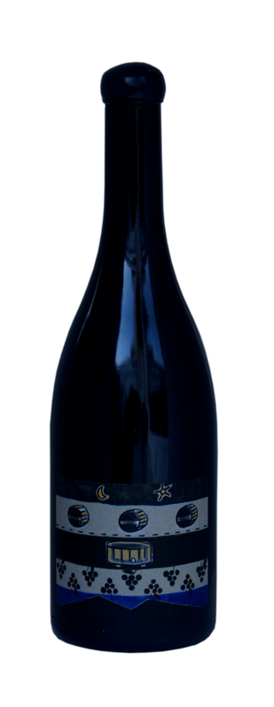 2017 Ligas Organic Wines Sauvage Bleu