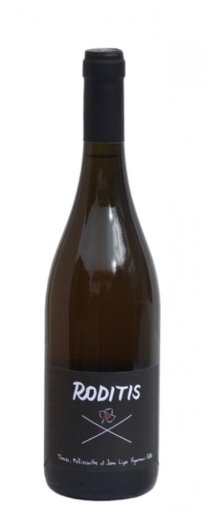 2017 Ligas Organic Wines Roditis