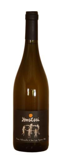 2017 Ligas Organic Wines Yomatari Retsina