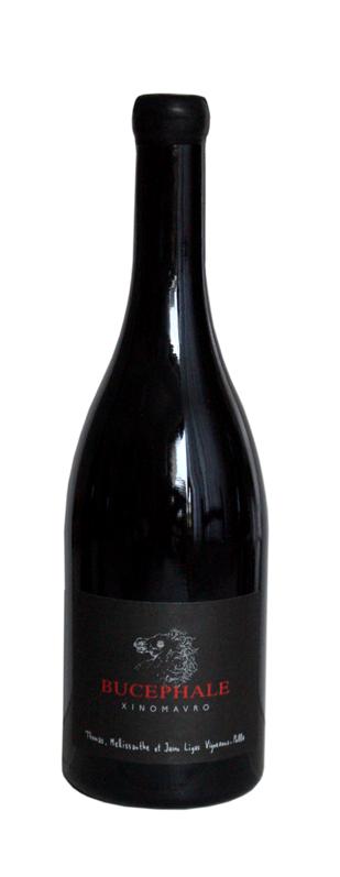 2017 Ligas Organic Wines Bucephale