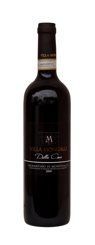 2008 Villa Mongalli Sagrantino della Cima