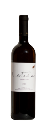 2018 Papagiannakos Savatiano Natural